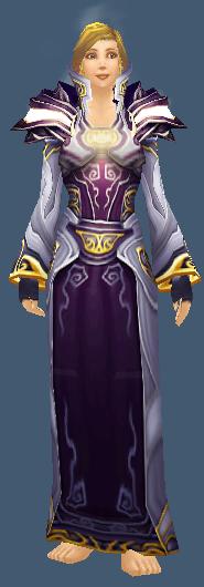 Priest Tier 4 – Incarnate Raiment & Regalia   WOW Transmogrify