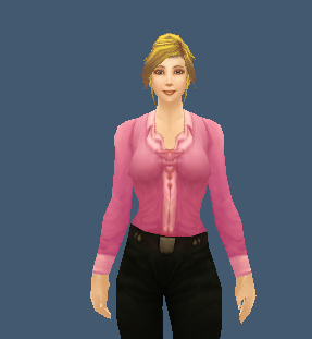 Pink Mageweave Shirt | WOW Transmogrify - World of Warcraft