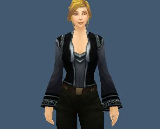 Stylish Black Shirt | WOW Transmogrify - World of Warcraft